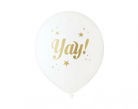 Yay balloons -Love The Occasion