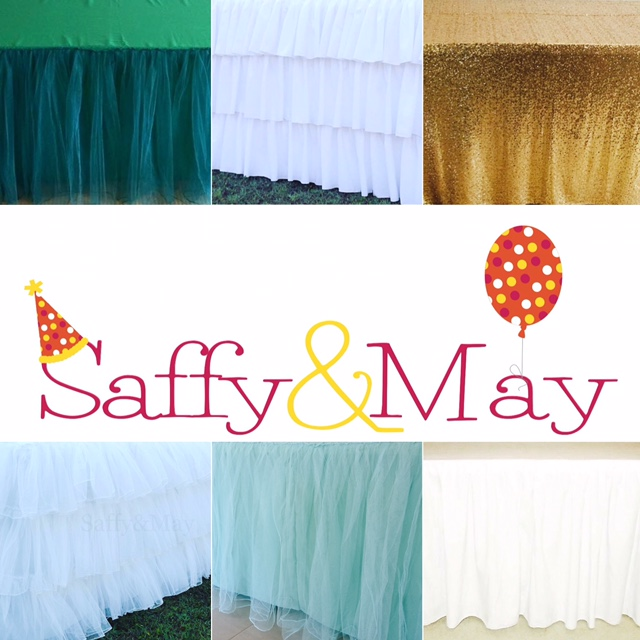 Tablecloths - Saffy and May