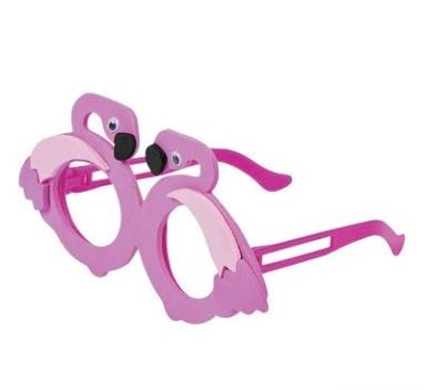 flamingo glasses - favour lane party boutique