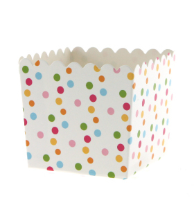 Rainbow party favour box - Hip and Hooray