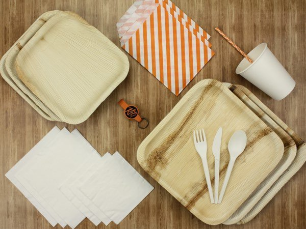 bamboo tableware - the kit source