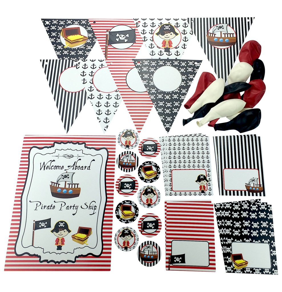 pirate party kits
