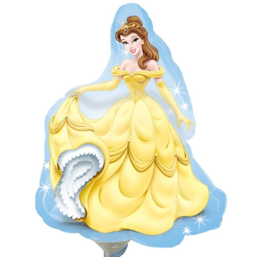 princess belle balloon