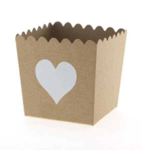 kraft favour boxes