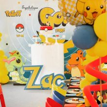 pokemon party inspiration