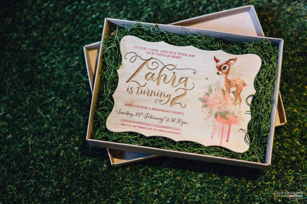 rustic baby shower themed stationery
