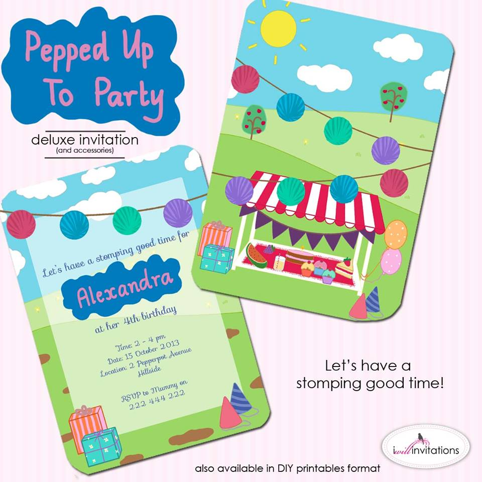 Peppa Pig Party Supplies - Lifes Little Celebration