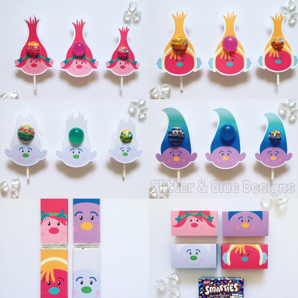 trolls party favours