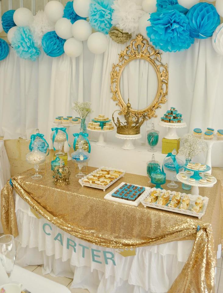 little prince party inspo