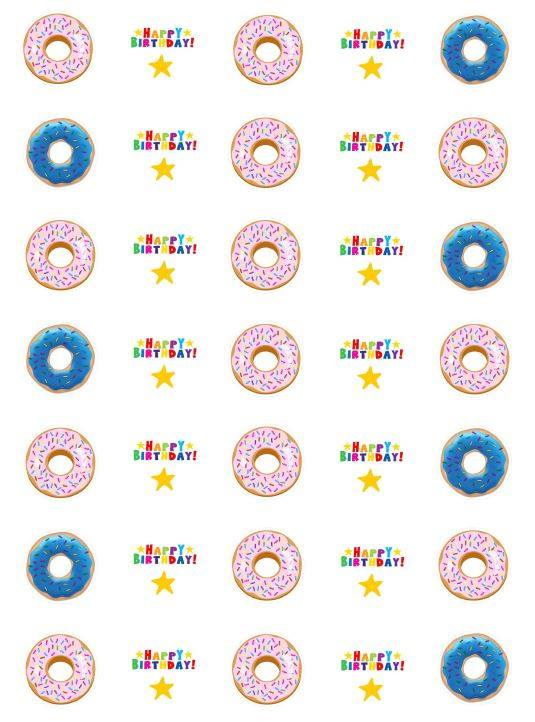 edible donut images