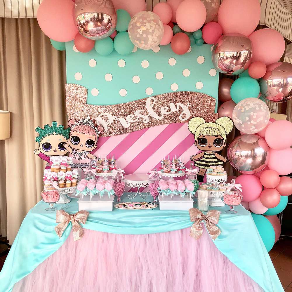 LOL Surprise Doll Party Supplies Lifes Little Celebration