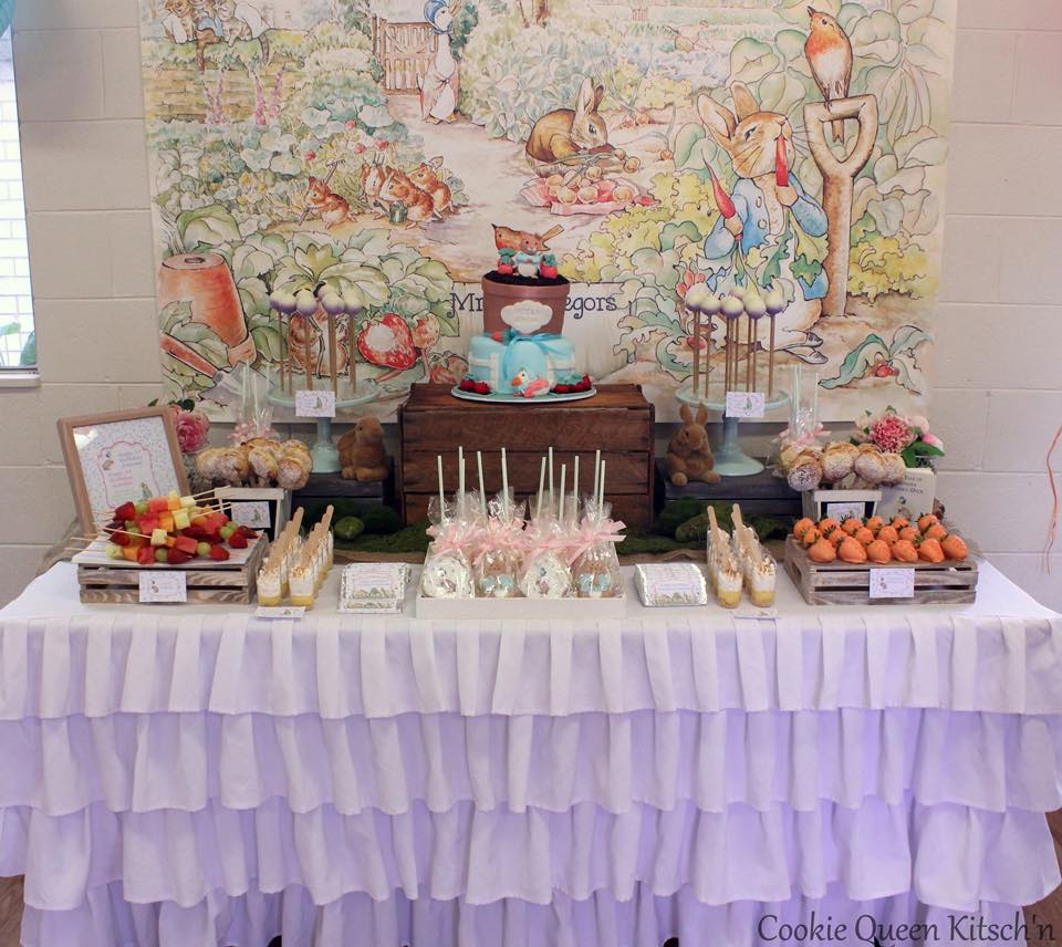 Peter Rabbit Party Theme Life S Little Celebrations
