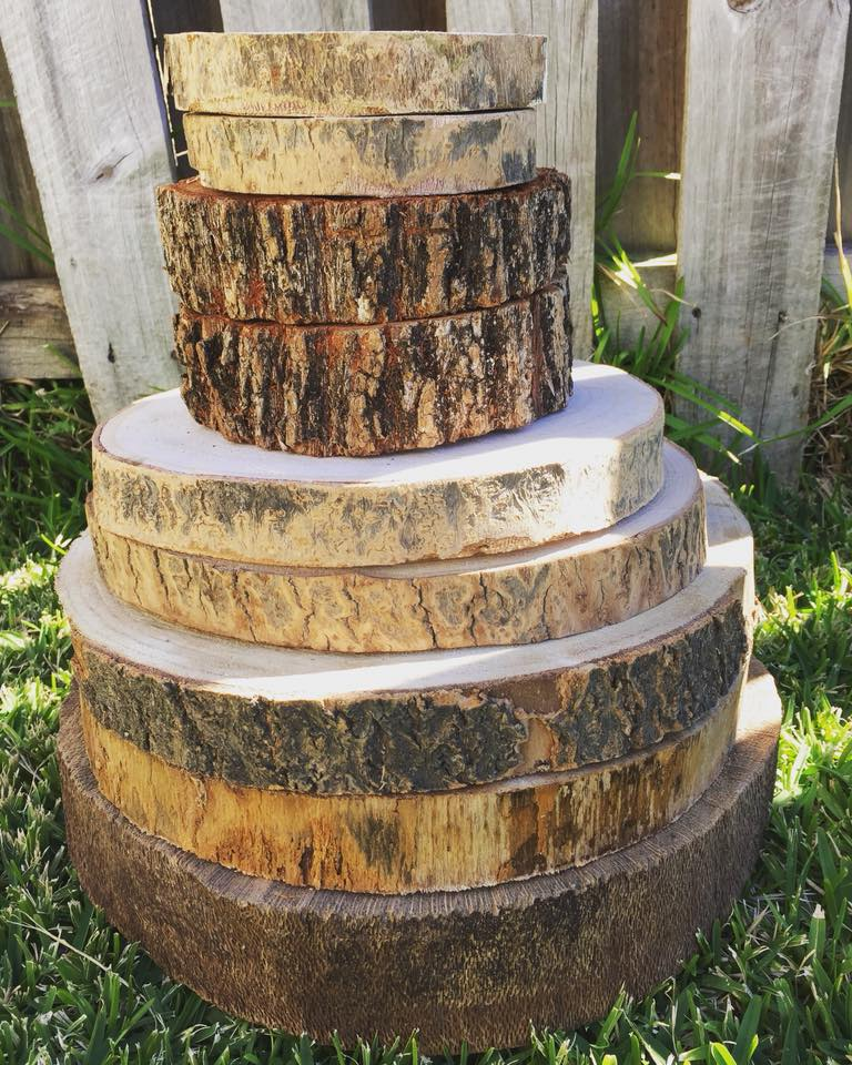 tree stump props for hire