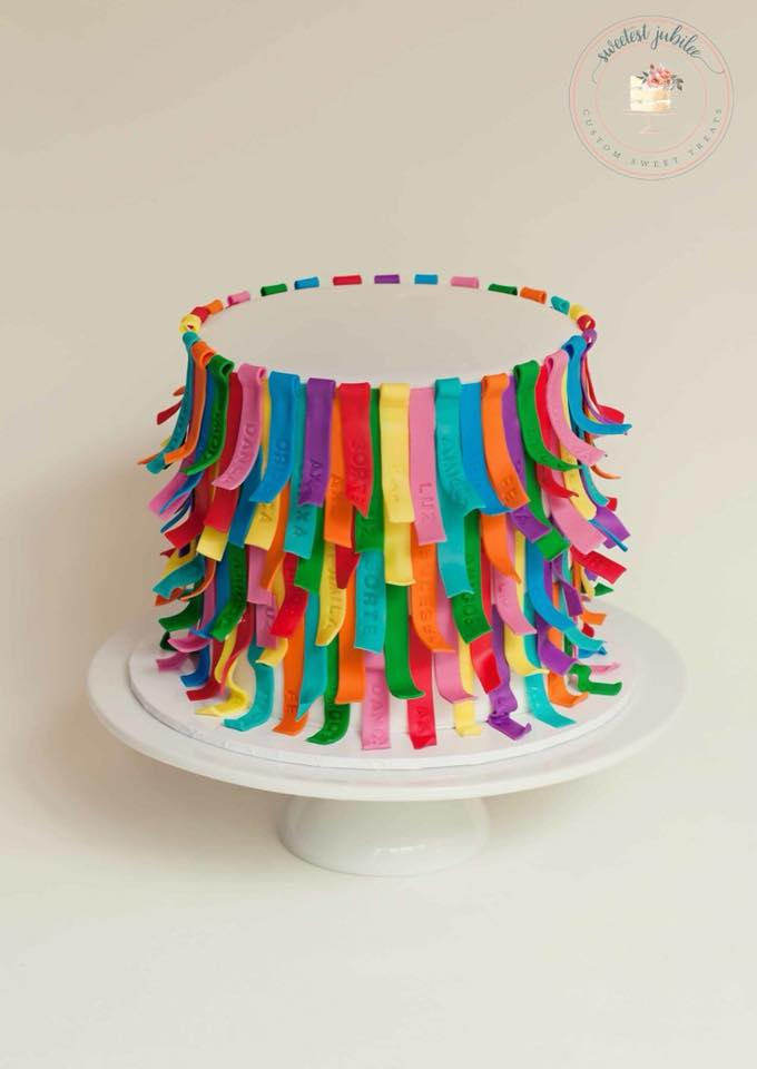 rainbow cake ideas
