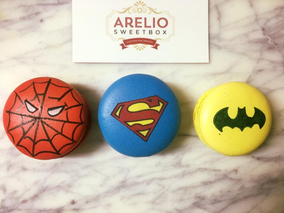 superhero sweets