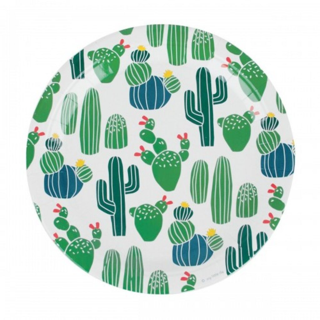 fiesta party tableware