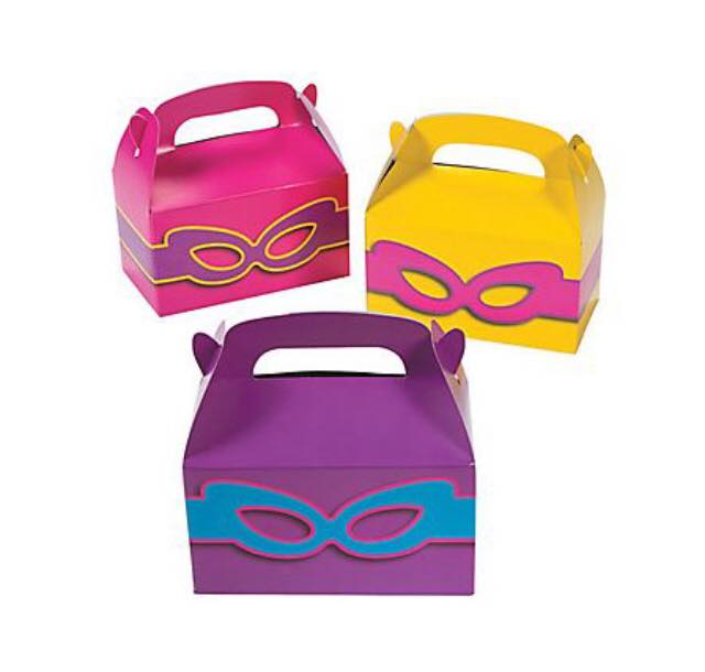 super girl party supplies