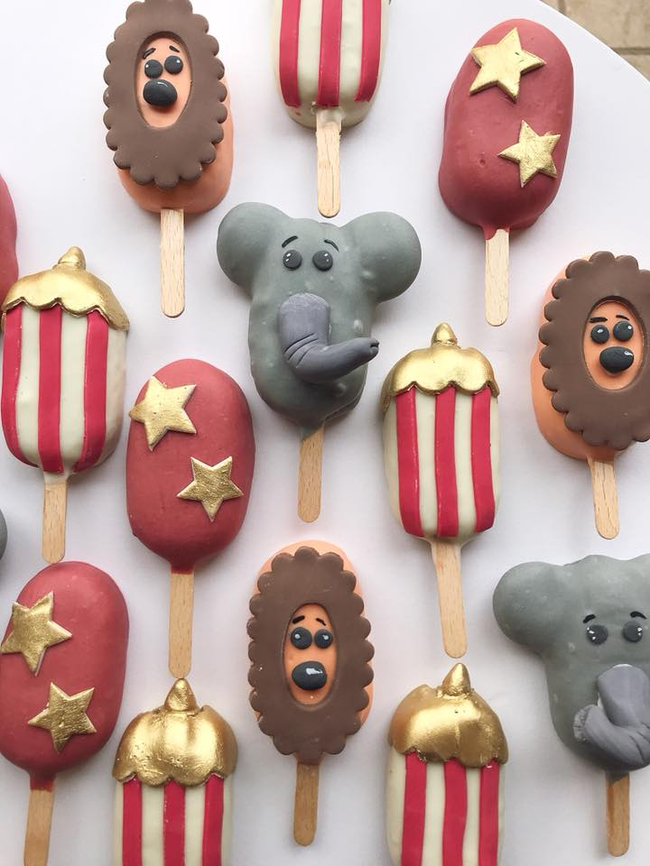 carnival party sweets