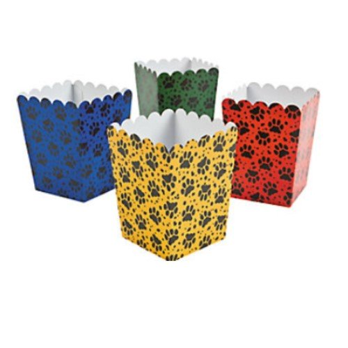 paw print party supplies