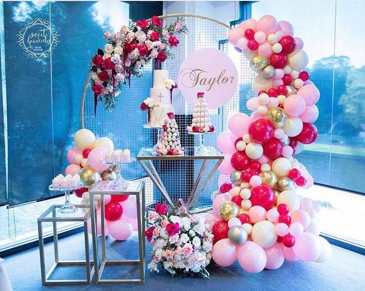 Girls Holy Communion Party Supplies And Ideas Lifes Little