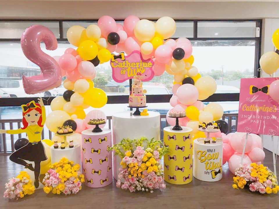 Emma Wiggles Bowtiful Party Supplies Lifes Little Celebration
