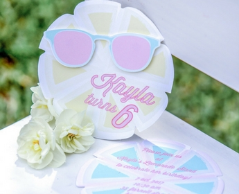 Customised Invitations & Party Printables