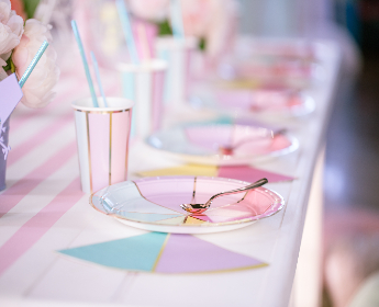 Partyware and Party Supplies